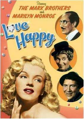 Счастливая любовь / Love Happy (1949)
