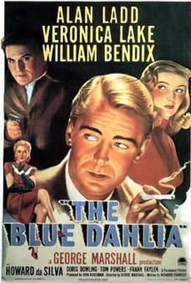 Синий георгин / The Blue Dahlia (1946)