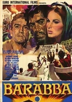 Варавва / Barabbas (1961)
