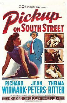 Происшествие на Саут-Стрит / Pickup on South Street (1953)