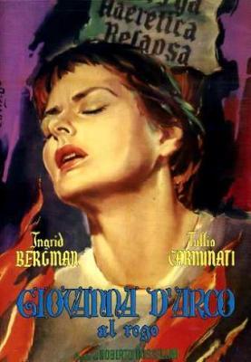 Жанна Д'Арк на костре / Giovanna d'Arco al rogo (1954)