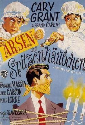 Мышьяк и старые кружева / Arsenic and Old Lace (1944)