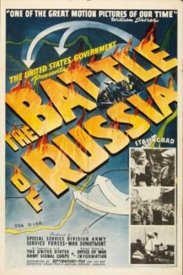 Битва за Россию / The Battle of Russia (1943)