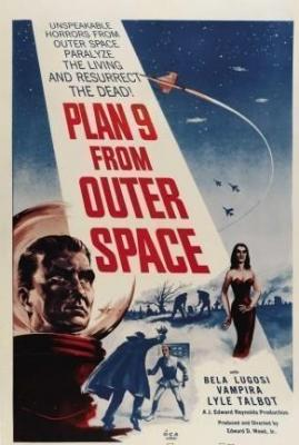 План 9 из открытого космоса / Plan 9 from Outer Space (1959)