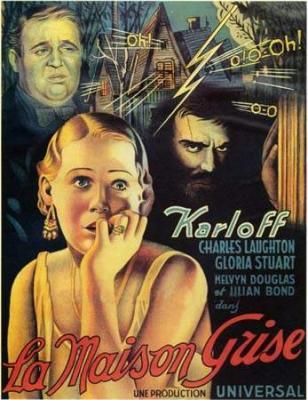 Старый страшный дом / The Old Dark House (1932)