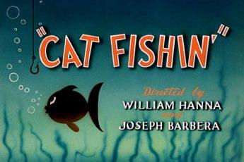 Том и Джерри на рыбалке (1947)
