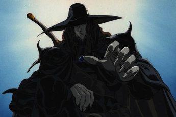 Аниме Ди: Охотник на вампиров