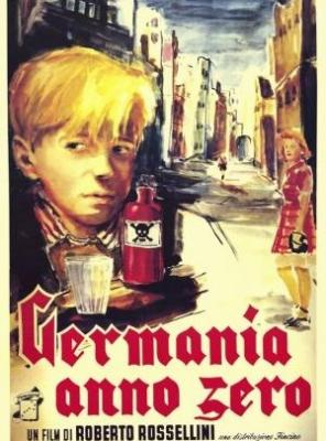 Германия, год нулевой / Germania anno zero (1948)