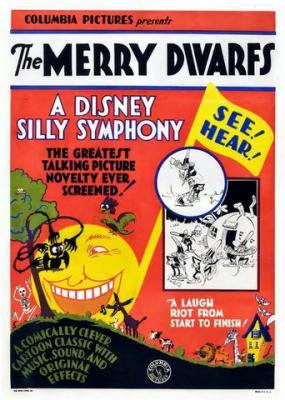 Веселые гномы / The Merry Dwarfs (1929)