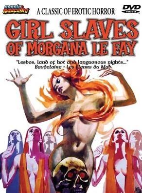 Моргана и рабыни-нимфы / Morgane et ses nymphes (1971)