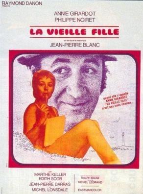 Старая дева / La vieille fille (1971)