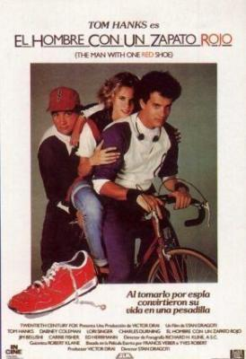 Человек в красном ботинке / The Man with One Red Shoe (1985)