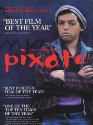 Пишоте: Закон самого слабого / Pixote: A Lei do Mais Fraco (1981)