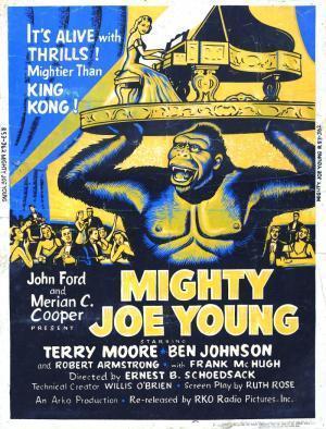 Могучий Джо Янг / Mighty Joe Young (1949)