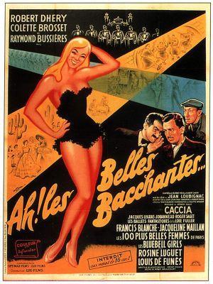 Ах! Эти прекрасные вакханки / Ah! Les belles bacchantes (1954)