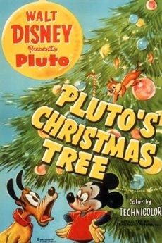 Новогодняя елка Плуто / Pluto's Christmas Tree (1952)