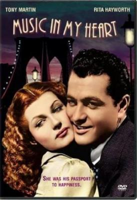 Музыка в сердце моем / Music in My Heart (1940)