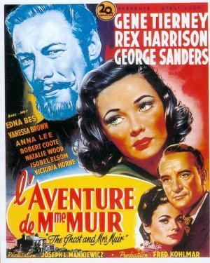 Призрак и миссис Мьюр / The Ghost and Mrs. Muir (1947)