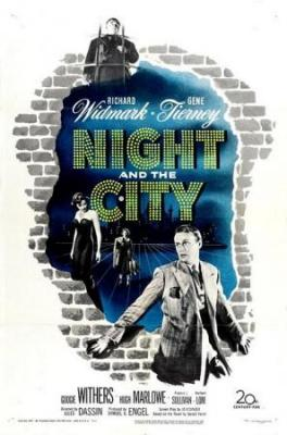 Ночь и город / Night and the City (1950)