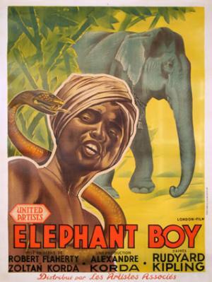 Маленький погонщик слонов / Elephant Boy (1937)