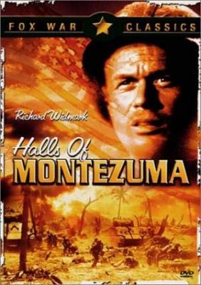 Дворцы Монтесумы / Halls of Montezuma (1950)