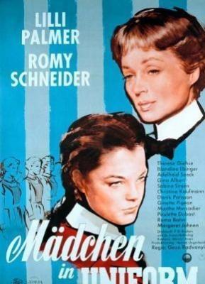 Девушки в униформе / Mädchen in Uniform (1958)