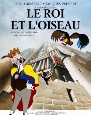 Король и птица / Le roi et l'oiseau (1980)