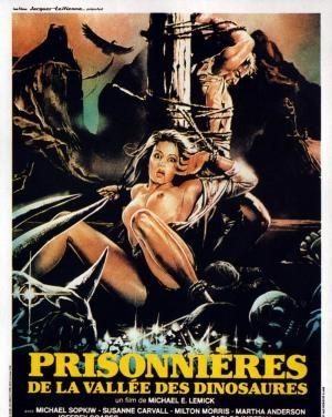 Резня в долине динозавров / Nudo e selvaggio (1985)