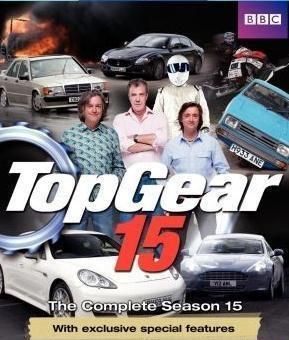 Топ Гир 15 сезон / Top Gear (1978)