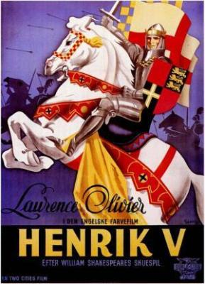 Король Генрих V / The Chronicle History of King Henry the Fift with His Battell Fought at Agincourt in France (1944)