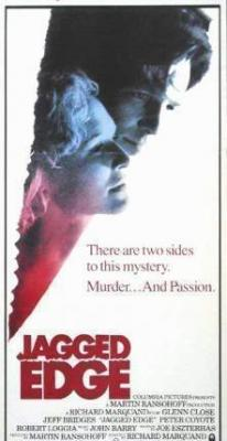 Зазубренное лезвие / Jagged Edge (1985)
